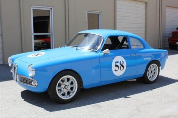 1964 Alfa Romeo Giulietta Coupe