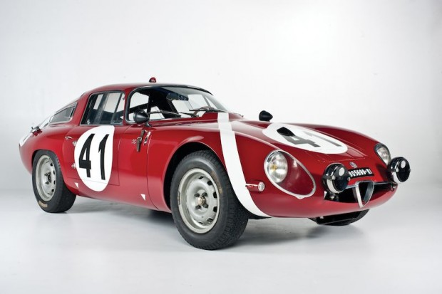 1964 Alfa Romeo TZ1 Coupe