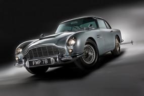 1964 Aston Martin DB5 James Bond