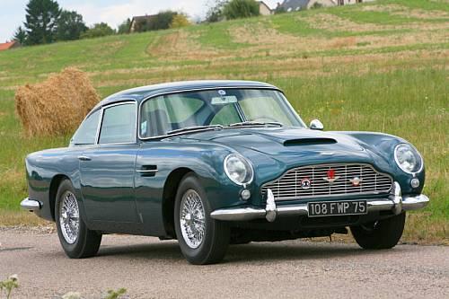 1964 Aston Martin DB5 Sold for €293,500
