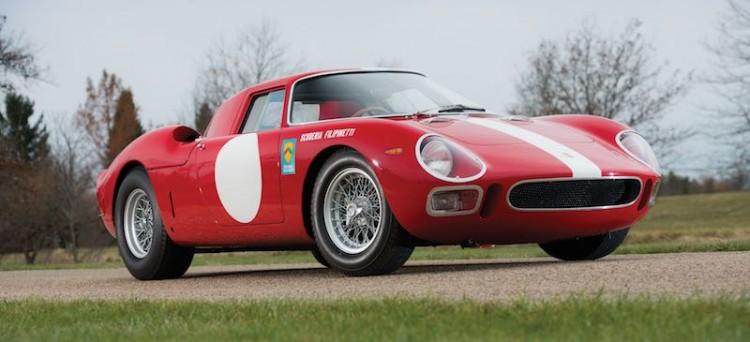 1964 Ferrari 250 LM (photo: Darin Schnabel)