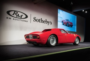 1964 Ferrari 250 LM sold for $17,600,000
