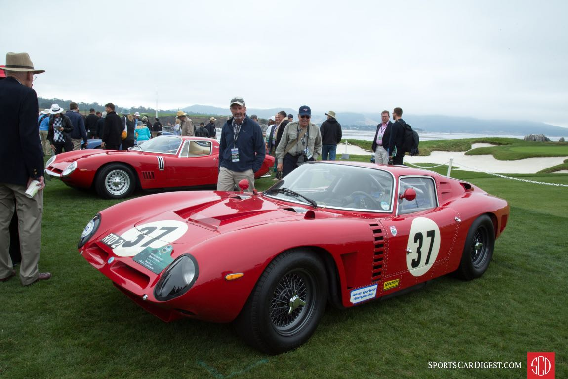 1964 Iso Grifo A3 C Drogo Berlinetta