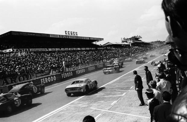 1964 Porsche 904 GTS at Le Mans