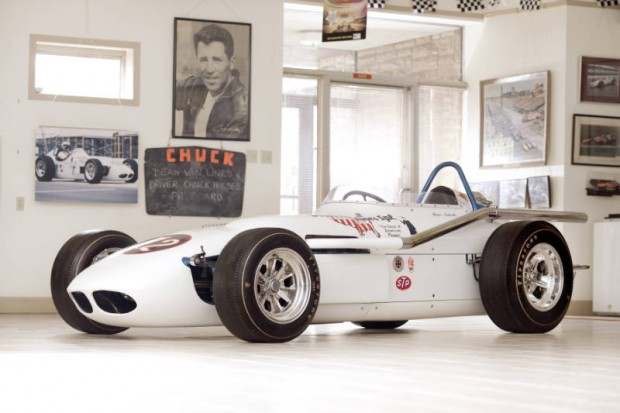 <strong>1964 Dean Van Lines Special Roaster – Estimate $300,000 - $400,000. </strong>Launched Mario Andretti's career; had countless wins in its much documented history; featured In IMAX Movie <em>Super Speedway; </em>offered without reserve.