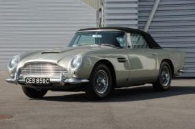 <strong>Lot 265 - 1965 Aston Martin DB5 Convertible - Estimate $610,000-$695,000.</strong>