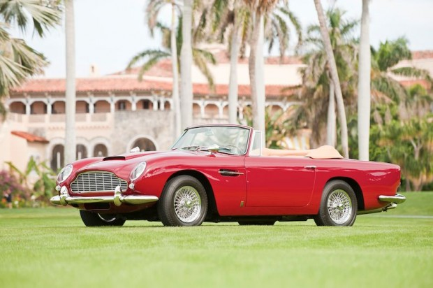 1965 Aston Martin DB5 Vantage Convertible for sale