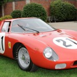 Inaugural Saratoga Fall Ferrari Festival Impresses