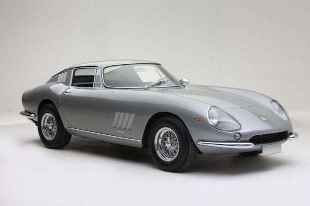 1965 Ferrari 275 GTB 6C Alloy Berlinetta