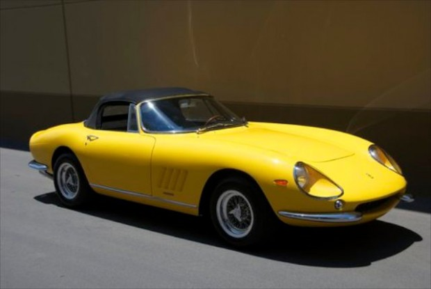 1965 Ferrari 275 GTB NART Spider Conversion
