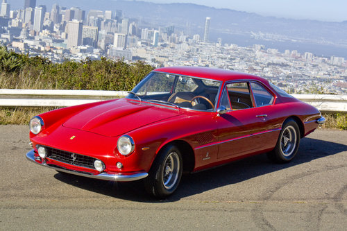 1965 Ferrari 400 Coupe Superamerica