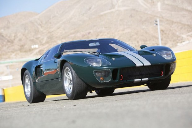 1965 Ford GT40, chassis number P-1034