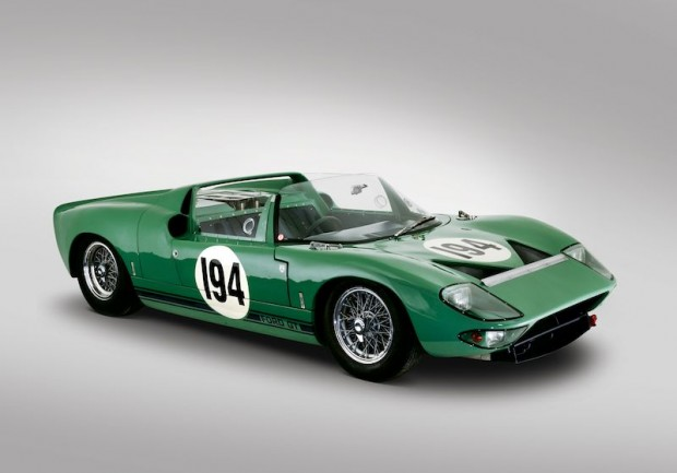 1965 Ford GT Works Prototype Roadster, GT/111