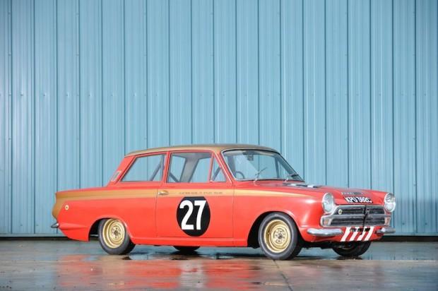 1965 Lotus Cortina Competition Saloon