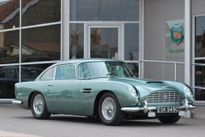Top Sale 1965 Aston Martin DB5 4.2 Litre
