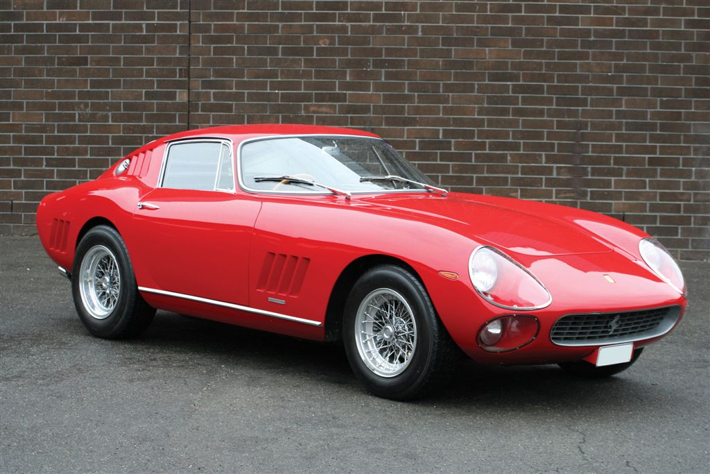 1965 ferrari 275 gtb c to be offered at 2009 ferrari leggena e passione auction sports car. Black Bedroom Furniture Sets. Home Design Ideas