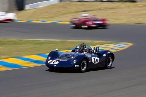 "<strong>1965 McLaren-Elva M1A Chevrolet Sports Racer – Estimate $250,000 - $350,000. </strong>Ex-Ralph Salyer ""Cro-Sal"" Special."