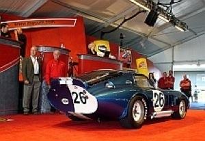 1965 Shelby Daytona Cobra Coupe Sold For $7,250,000