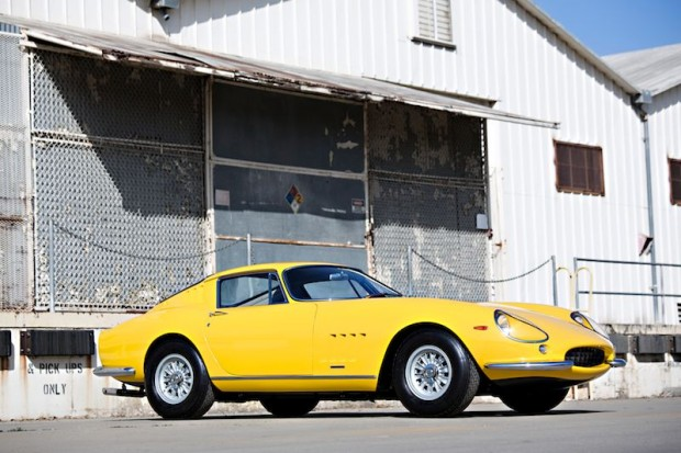 1965 Ferrari 275 GTB Long-Nose Alloy