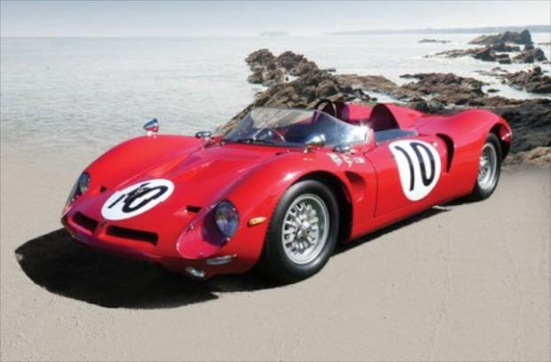 1966 Bizzarrini Le Mans Roadster Recreation
