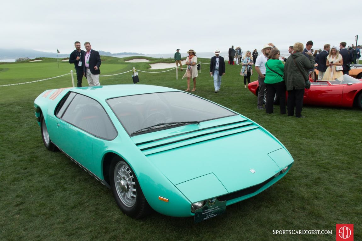 1966 Bizzarrini P 538 Italdesigne Manta