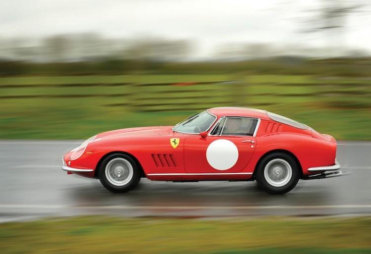 1966 Ferrari 275 GTB-C In Motion