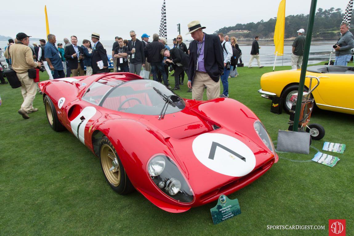 1966 Ferrari 330 P4 Drogo Spider