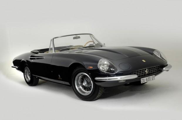 1966 Ferrari 365 California Spyder