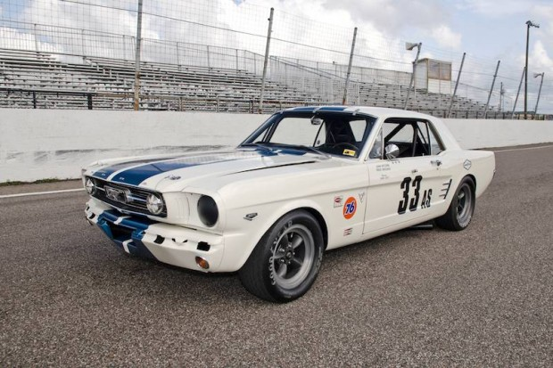 1966 Ford Mustang Trans Am