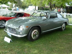 1966 Lancia Flaminia Super Coupe Zagato