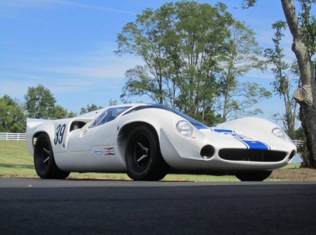 1966 Lola T70 MkII GT Coupe