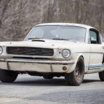 Recently Discovered Shelby GT350 Offered