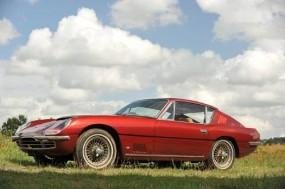 1966 Aston Martin DBSC Coupe coachwork by Touring of Milan
