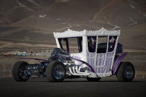 <strong>1966 Druid Princess - Estimate $150,000 - $250,000.</strong> Ed 'Big Daddy' Roth creation.