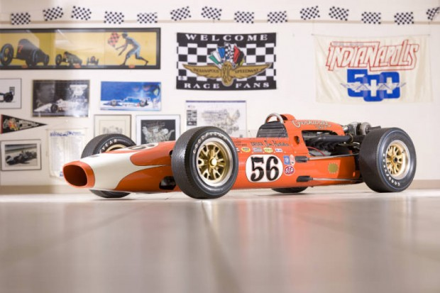 <strong>1966 Gerhardt-Offy Indy Car – Estimate $200,000 - $275,000.</strong> Indy 500 veteran; powered by turbocharged Offenhauser; offered without reserve.
