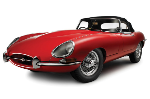 <strong>1966 Jaguar Series I E-Type Roadster – Estimate $110,000 - $150,000.</strong> JCNA National Champion in 2002; scored 99.97 point at JCNA Challenge Championship Concours in 2009.