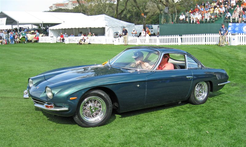 1966 Lamborghini 350GT, Ned and Rene Gallaher, Arden, NC