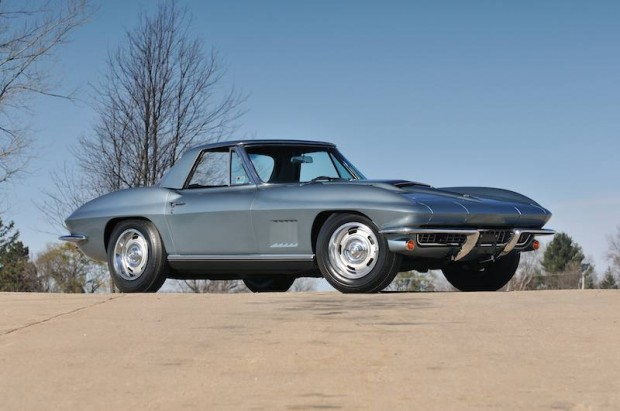 1967 Chevrolet Corvette 427-435 Convertible