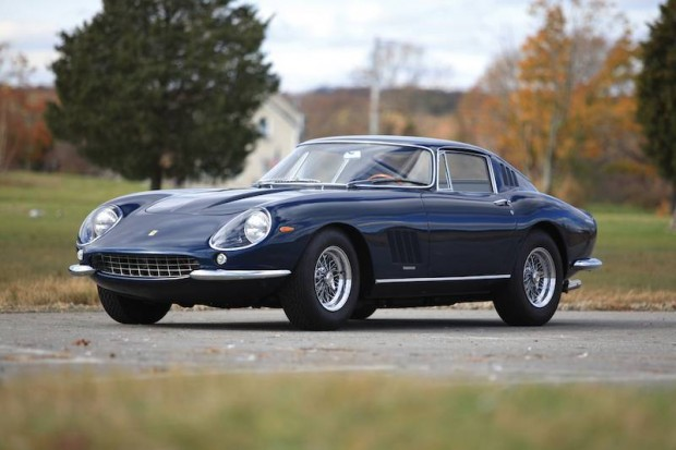 1967 Ferrari 275 GTB-4