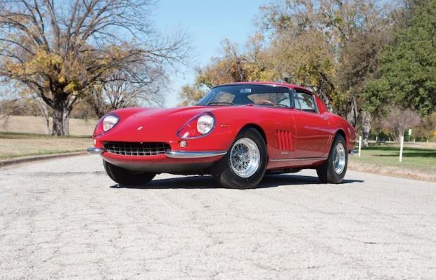 1967 Ferrari 275 GTB4 Berlinetta for sale