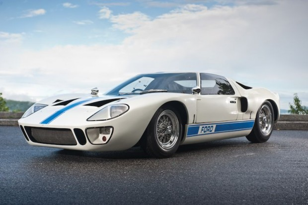 1967 Ford GT40 Mark 1, chassis serial number P/1059