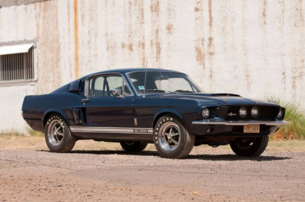 1967 Shelby GT500 (Lot 5024)