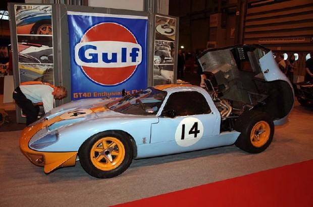 1967 Gulf Mirage GT40