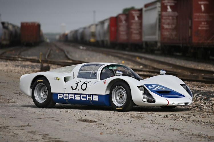 1967 Porsche 906E, chassis 906-159 (photo: Mathieu Heurtault)