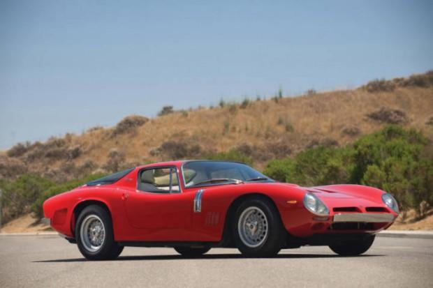 <strong>1967 Bizzarrini 5300 GT Strada Alloy – Estimate $450,000 - $550,000.</strong>