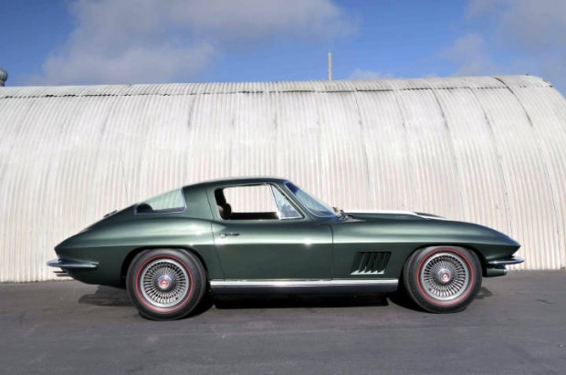 1967 Corvette L89, one of only 16 built