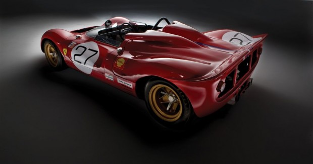 1967 Ferrari 330 P4 Chassis 0858 Left Rear Picture