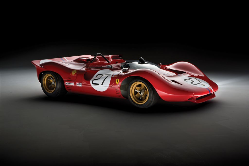 ferrari 330 p4 350 can am offered for sale rm auctions. Black Bedroom Furniture Sets. Home Design Ideas