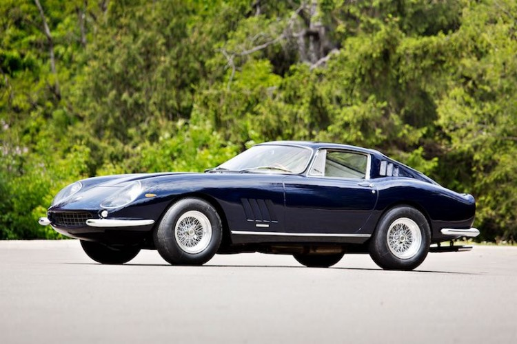 1967 Ferrari 275 GTB/4 (photo: Brian Henninger)