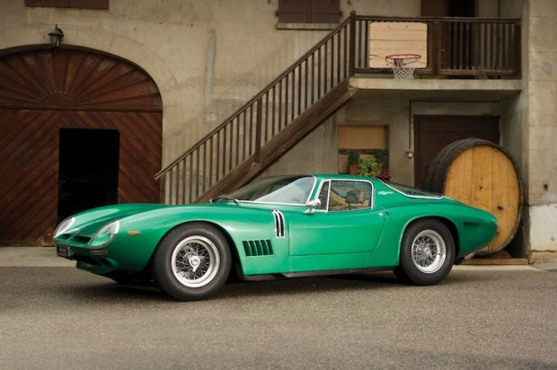 1968 Bizzarrini 5300GT Strada Green